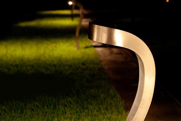 Led Lampjes Tuin : Moderne tuinverlichting u tuinverlichting op projectbasis